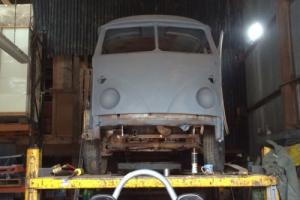 Vw splitscreen 1966 rolling unfinished restoration project