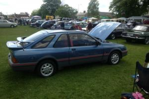 ford sierra xr4i not cosworth mk1 escort Photo