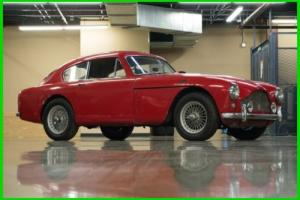 1958 Aston Martin DB2/4 Mark III