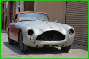 1957 Aston Martin DB2/4 LHD Photo