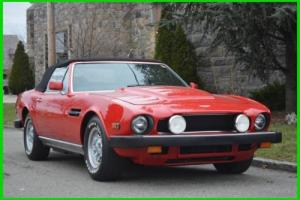1980 Aston Martin V8 Volante Photo