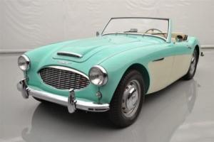 1958 Austin Healey Convertable 100-6 Big Brake