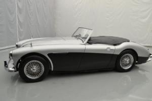 1960 Austin Healey Austin Healey Mark 1 (2 2 version). Photo
