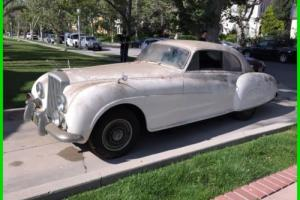 1953 Bentley R-Type Continental Fastback Photo