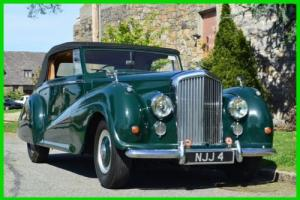 1953 Bentley R-Type Drophead Photo