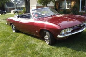1966 Chevrolet Corvair MONZA Photo