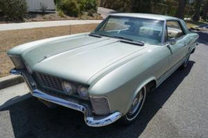 1963 Buick Riviera ORIG CALIF CAR WITH ORIG MATCHING #'S ENGINE