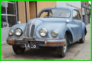 1949 Bristol 401 Coupe Photo