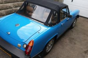 1978 MG Midget 85000 miles, every MOT from 1981. Husband and wife owned from new