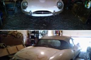 Jaguar E type 1966 roadster, excellent complete car, great price , don't miss!!!