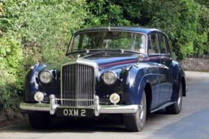 1957 Bentley S1 Four Door Saloon B166FA