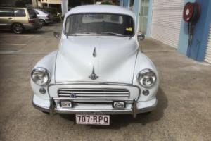 Morris Minor 1959 TWO Door
