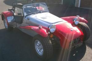 LOTUS CATERHAM 7 SEVEN 1974 ORIGINAL HISTORIC COLLECTOR CAR, FULL HISTORY. Photo