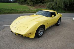 1979 Chevrolet Corvette 350 4 Speed Coupe, 420hp Crate Engine and Body Off