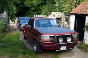 AMERICAN FORD PICK UP