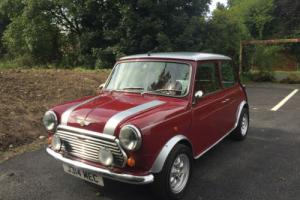 1991 ROVER MINI MAYFAIR AUTO JOHN COOPER UPGRADES LOW MILES THOUSANDS SPENT