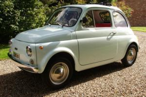 Fiat 500 F -Round speedo-best colour combo