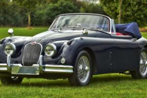 1958 Jaguar XK150 DHC LHD Photo