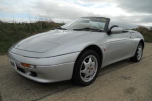 LOTUS ELAN SE TURBO - LOW MILEAGE, HUGE HISTORY, ALL MOT'S, SUPERB INSIDE & OUT!