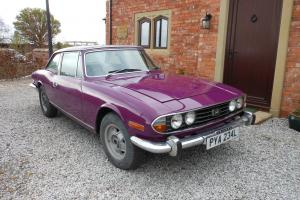 Triumph Stag 1973  Photo