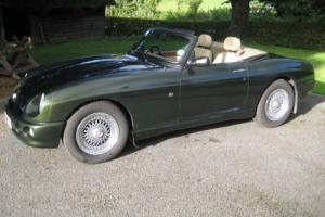 MG RV8 [MGR V8] 1995 - 28,000 MILES, ELECTRIC POWER STEERING, EXCELLENT EXAMPLE