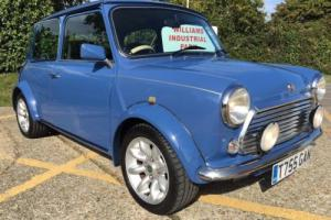 1999 Rover MINI 40.1275 MPi Sportspack. Island blue. 51k & 2 owners. Very rare. Photo