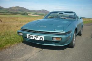 Triumph TR7 V8 Convertible to TR8 Specification Photo
