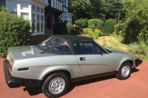 Triumph TR7 Convertible 1980 £32,000 Restoration Photo