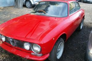 Alfa Romeo Bertone GT Junior very solid qualifies for free road tax