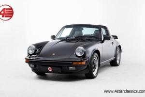 FOR SALE: Porsche 911 3.2 Carrera Targa 1987