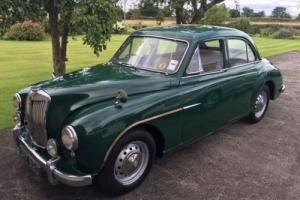 MG Magnette ZA 1955 British Racing Green