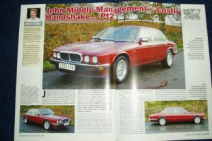 JAGUAR XJ40 V12 XJ12 XJ81 Photo
