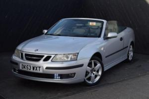 2003 53 SAAB 9-3 2.0 VECTOR T 2D 175 BHP Photo