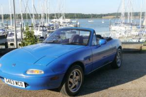 Mazda Mx 5 mk1 Photo