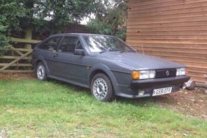 Volkswagen scirocco gt2 Scala Not golf gti