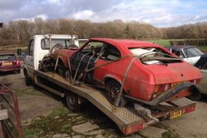 Breaking Ford Capri mk1/mk2/mk3