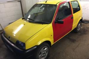 Fiat Cinquecento Sporting - Inbetweeners Photo