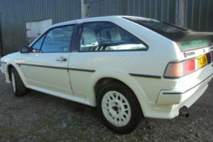 VW SCIROCCO 1.8 SCALA 1988 Photo