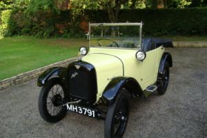 Austin Seven Chummy 1925 Totally rebuilt