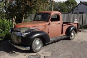 1941 chevrolet half ton truck Photo