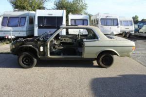 1984 Mercedes 230 CE W123 *** FOR SPARES OR PARTS ***