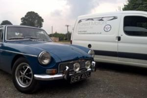 MG, MGB, LOTUS, AUSTIN, MINI CLASSIC RESTORATION AND MAINTENANCE SERVICES Photo