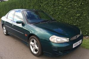 1997 FORD MONDEO ST 24 V6 GREEN Photo