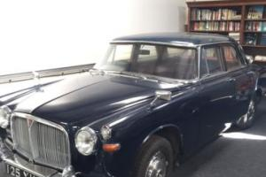 Rover p5 1962 very original px swap