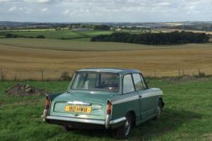 "TRIUMPH VITESSE 1600 6 cyl SALOON PROJECT PRIVATE REG ""90 HWB""HERALD KIT CAR"
