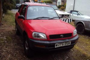 Toyota Rav 4 twin s roofs 4x4 Automatic Photo