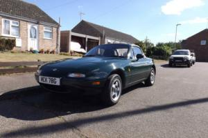 1997 MAZDA MX-5 GREEN Photo