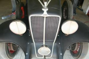 1931 Other Makes 8-98 Boat Tail Speedster 8-98 Boat Tail Speedster