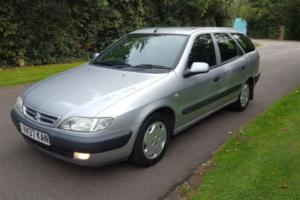 CITROEN XSARA SX HDI ESTATE IN AMAZING CONDITION. DRIVES SUPERB ICE COLD A/C Photo