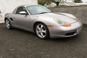 2002 PORSCHE BOXSTER 2.7 *Non Runner needs clutch*